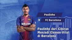 Paulinho dari Cibiran Menjadi Elemen Vital di Barcelona