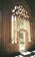 segovia cathedral cloister door http://www.bluffton.edu/~sullivanm/spain/segovia/cath/cathedral.html  https://es.wikipedia.org/wiki/Catedral_de_Santa_Mar%C3%ADa_de_Segovia  http://www.pbase.com/bmcmorrow/segoviacathedral&page=all ♥