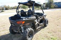 Used 2015 Polaris RZR 900 EPS TRAIL BL ATVs For Sale in Texas. 2015 POLARIS RZR 900 EPS TRAIL BL, With a 900cc engine and the light, smaller size trail chassis, it is fast. Looks good and goes even better.
