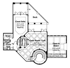 Sater Design`s Luxury Home Plans