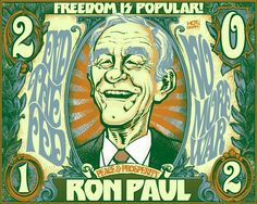 """His """"goals in 1976 were the same as they are today: promote peace and prosperity by a strict adherence to the principles of individual liberty."""" Ron Paul: freedom is popular"""