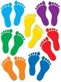 Teacher Created Resources Footprint Accents Use this decorative artwork to dress up classroom walls and doors, label bins and desks, or accent bulletin boards. You can use the pieces for learning games like sorting, patterning and graphing Learning Activities, Activities For Kids, Crafts For Kids, Diy Crafts, Classroom Walls, Classroom Decor, Sunday School Classroom, Teacher Created Resources, Vacation Bible School