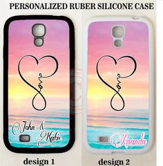 WEDDING LOVE BEACH SUNSET MONOGRAM PHONE Case For Samsung Galaxy S9 S8 NOTE 8 5 #UnbrandedGeneric