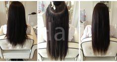 60 cm-es hajhosszabbítás keratinos hőillesztéses technikával 5-ös barna hajfesték és 9.1-es világosszőke színű hajtincsek alkalmazásával Techno, Long Hair Styles, Beauty, Long Hairstyle, Long Haircuts, Techno Music, Long Hair Cuts, Beauty Illustration, Long Hairstyles