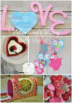 Valentine's Day Party for Kids - All Things Heart and Home