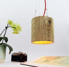 Modernes+Holzhängeleuchte+von+U+RoK+Design++auf+DaWanda.com