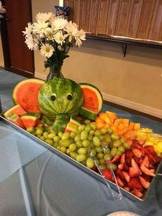 Elephant fruit tray - Kindergeburtstag - Baby Tips Baby Shower Fruit Tray, Baby Shower Fun, Baby Shower Cakes, Baby Shower Themes, Baby Shower Decorations, Shower Ideas, Elephant Baby Shower Centerpieces, Baby Fruit, Lion King Baby Shower