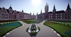 Dormont City Minecraft World Save