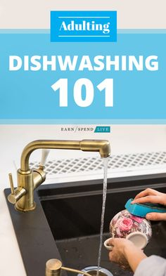 Dishwashing 101, How to wash dishes properly, cleaning tips and tricks, cleaning the dishes