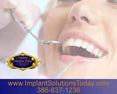 As the leading dental implant center serving DeLand & Central Florida, we offer you the most advanced technology and uncompromising personalized care with superior results in a tranquil, relaxed setting. www.implantsolutionstoday.com | 386-837-1236