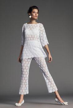 Bianca Balti for Dolce&Gabbana FW 2012 Women. Dolce & Gabbana, Daily Fashion, Girl Fashion, Fashion Outfits, Fashion Dolls, Bianca Balti, Lace Pants, Lace Dress, Black White Fashion