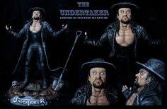 undertakerstatue