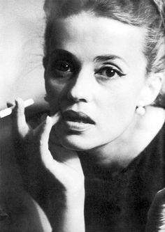 Jeanne Moreau, Jean-Loup Sieff, 1964