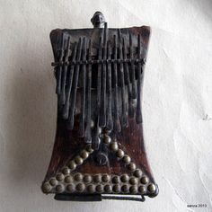 lamellaphone - Sanza Luba - DR Congo