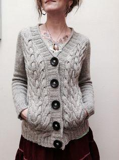 Lucky (me) pattern by Solenn Couix-Loarer