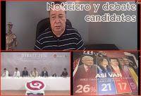 BUENOS DÍAS VERACRUZ: NOTICIERO análisis PREVIO y DEBATE DE CANDIDATOS G...