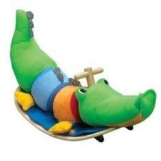 Wonderworld Toys SW-1824 Rocking Crocodile