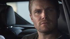 Oliver Queen from Arrow 2x01 'City of Heroes'