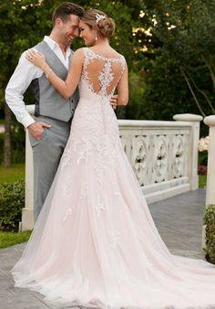 Stella York 6401 Wedding Dress photo
