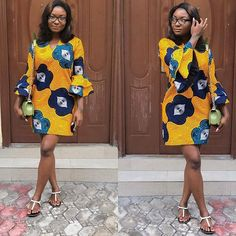 Hello,Today we bring to you 'Ankara Casual Gowns for Ladies'. These Ankara casual gowns are exquisit African Fashion Designers, Latest African Fashion Dresses, African Print Dresses, African Print Fashion, Africa Fashion, African Dress, African Prints, African Jumpsuit, Ankara Fashion