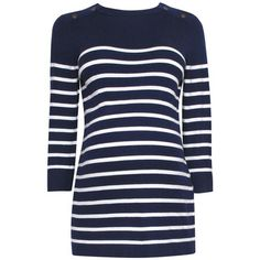 Classic Breton Maternity Jumpers, Maternity Tops, Maternity Clothes