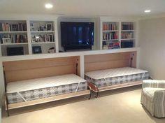 Create a Murphy bed