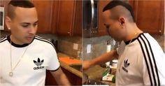 """Jacob Forever cocina su """"espagueti a la Forever"""" (VIDEO) #Farándula #cocinando #espagueti #jacobforever #reguetonerocubano"""