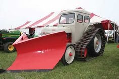 Super-Sized in 2009: I&I Antique Tractor & Gas Engine Club ...