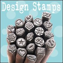 Make it Personal Jewelry Supply, sterling silver jewelry stamping tools, stamps,...