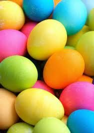 Dyeing Easter Eggs for Cheap
