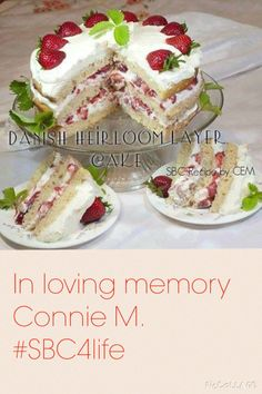 In loving memory of SBC team member Connie M. Find the recipe at http://Facebook.com/healthywwise   www.jackiebrownsbc.com #browninkus #sbc4life #recipes #skinnybodycare #valentinesday #skinnyfiber #wah #RIP #cancer #desserts