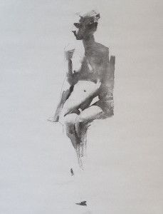 Kai Fine Art is an art website, shows painting and illustration works all over the world. Life Drawing, Drawing Sketches, Art Drawings, Figure Drawings, Figure Painting, Painting & Drawing, Art Alevel, Tinta China, Figure Sketching