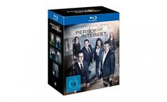 [Tagesangebot]  Person of Interest Staffel 1-5 (exklusiv bei Amazon.de) [Blu-ray] [Limited Edition] für 6297