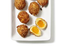 Pretzel-Crusted Fried Cheese #FNMag