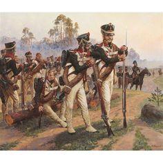 10.02.1813 русские войска генерала Винцингероде разбили польский 4-й полк Легионов Вислы в битве под Рогозьно. Война шестой коалиции.