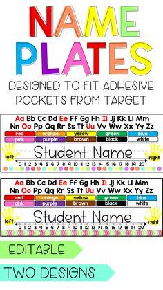 13 best student name plates images student name plates student rh pinterest com