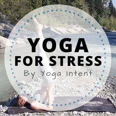 Yoga Intent provides free yoga class for stress relieve. Free Yoga Classes, Yoga For Stress Relief, How To Relieve Stress, Excercise, Mindfulness, Health, Ejercicio, Salud, Health Care