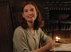 Lily James in The Guernsey Literary and Potato Peel Pie Society Princess Aesthetic, Character Aesthetic, Potato Peel Pie Society, Alfie Solomons, The Guernsey Literary, Jessica Brown Findlay, Awkward Girl, Lily James, Peeling Potatoes