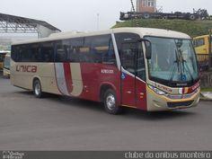 Transportes Única Petrópolis RJ 163.001 por clube do onibus monteiro