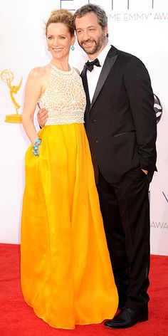 leslie mann at the emmys