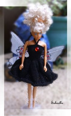 Barbie als Elfe