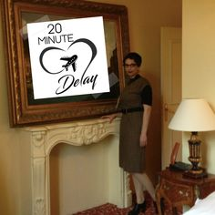 Gail Talks About Travel ~ So Many Tricks & Tips On Her Podcast 20 Minute Delay - Gail Carriger