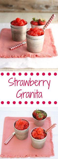 Fresh Strawberry Gra