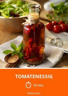 Tomatenessig - smarter - Zeit: 10 Min. | eatsmarter.de