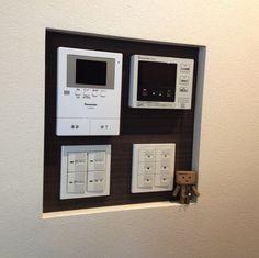 カメラでアクセント/ダンボー/アクセントクロス/ニッチスイッチのインテリア実例 - 2013-09-30 08:02:43 | RoomClip(ルームクリップ)