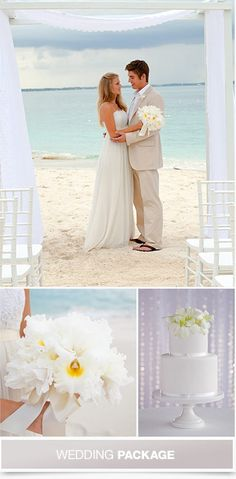 Destination Wedding Themes in the Caribbean at Sandals Resorts