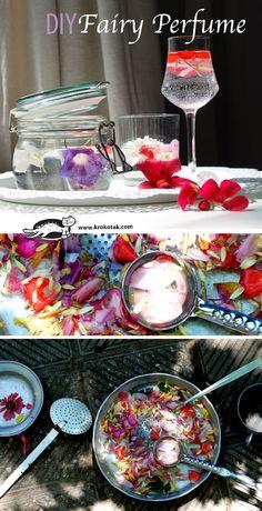 How to make fairy perfume