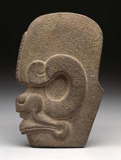 Hacha. Date: c. A.D. 550-750. Mexico. Classic Veracruz style
