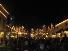 Victorian Christmas, Nevada City-I love going every year!