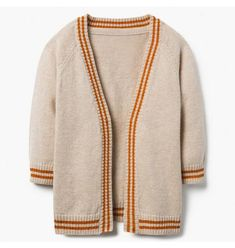 e71731bc651451 Baby Girl Tan Metallic Striped Cardigan by Gymboree Baby Girl Shirts,  Shirts For Girls,